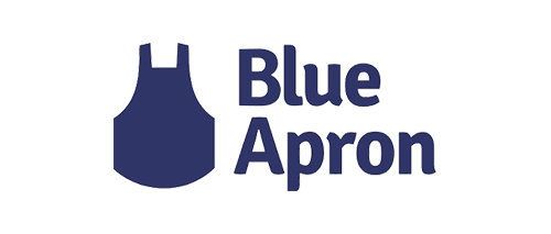 blue apron is a customer